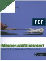 Meiner Zieht Immer - Ralf Lindner