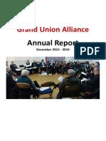 2017-01 Grand Union Alliance Report