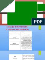 TRABAJO DE INVESTIGACIÓN DE  Metodología
