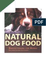 Natural Dog Food - Susanne Reinerth