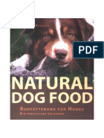 Natural Dog Food - Susanne Reinerth