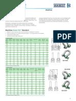Manilha Catalogo Manilhas Green