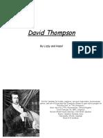david thompson