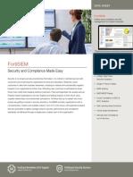 FortiSIEM Data Sheet
