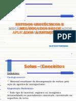 Aula 04 - Estudos Geotecnicos Aplicados a Pavimentacao