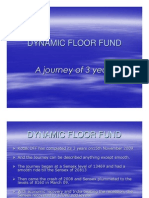 Dynamic Floor Fund- A Journey of 3 Years (2)
