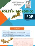 AnaisPalencia - BOLETIN ECONOMICO