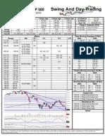 SPY Trading Sheet - Wednesday, June 30, 2010