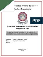 Caratula Civil ECONOMICA