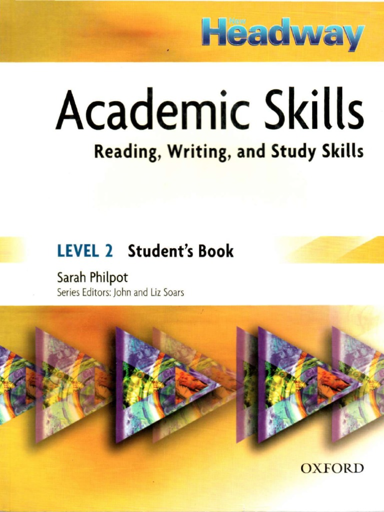 new headway academic skills level 2 student's book pdf