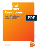 General Contract Conditions for the Conveyance of Mail Items Tcm19 23292