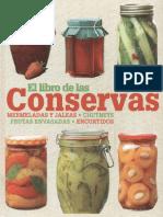 99 Brown Lynda - El Libro de Las Conservas
