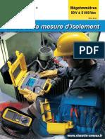 2537 Guide de La Mesure Disolement