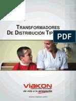 PROLEC Catálogo Transformadores Secos Rev 2