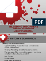 Bleeding Disorder 2