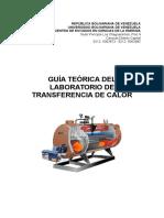 Guía Teórica de Transferencia de Calor