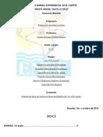 Análisis y Gráfica de Textos en Español de 1ro a 6to Grado