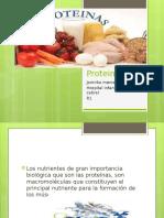 Proteinas diapositiva