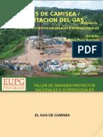 Gas de Camisea y Explotacion Del Gas
