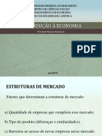 Slides - Estrutura Mercado
