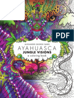Ayahuasca Jungle Visions - Sample