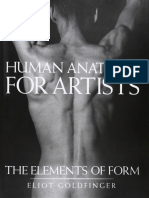Eliot Goldfinger - Human Anatomy for Artists