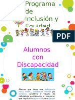 Porgrama de Para Inclusión