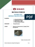 Informe Final - Supply Chain.doc