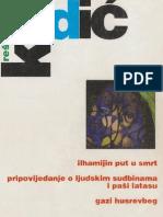 Ilhamijin put u smrt - Rešad Kadić