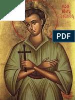 Sf Ioan Rusul - Din Viata Si Minunile Sale