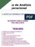 Bombas Centrifugas-parte 1