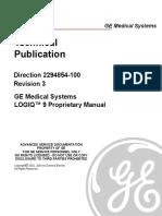 LOGIQ 9 Proprietary Manual