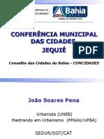 Apresentação 5ª Conferência RI Jequié Jequié