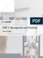 NSE1 Management and Analytics