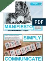 Manifesto de the Fingers