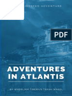 Adventures in Atlantis