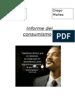 Informe Del Consumismo
