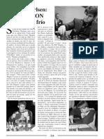 2014 Revista Eibar Magnus Carlsen