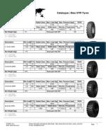 Product Catalogue - XTHRA OTR