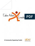 LCAT Take Action Create Change - Community Organizing Toolkit