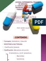 Clase Antibioticos I Parte
