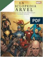 La Enciclopedia de Marvel Ed. 2007