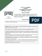 Alhambra City Council Agenda 1:23:17
