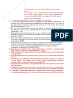 Corporate Governance All Exam Papers QS