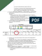 Practical Exam of Biostatistics Block b6 2016