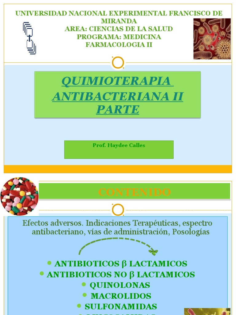antibióticos de prostatitis antibacteriana