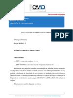 Caad p18 2012t - 2012-07-04 - Jurisprudencia - Decisao Arbitral