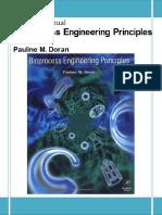Bioprocess Engineering Principles - Solucionario