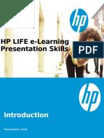 Presentation Skills Slides