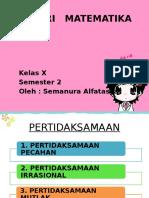 PPT semanura